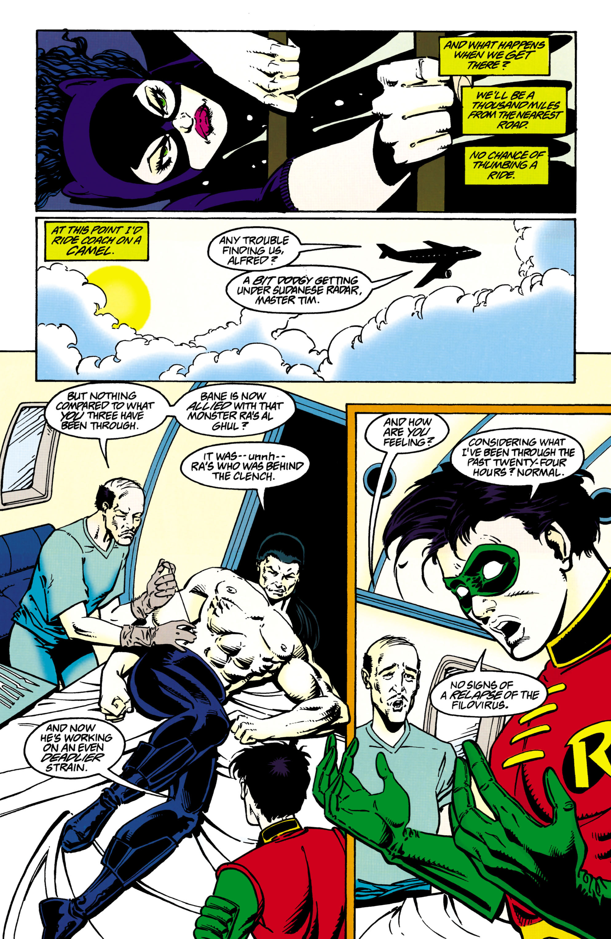 Catwoman (1993) Issue #36 #41 - English 10