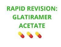 All facts about glatiramer acetate