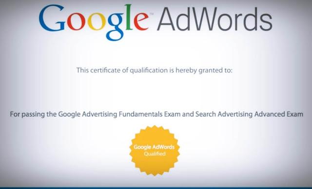 شهادة-جوجل-أدووردز-Google-AdWords-Certification