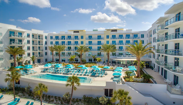 Treasure Island Beach Resort invites you to indulge in the newest luxury accommodations on Florida's West Coast, while surrounded by beautiful beaches.