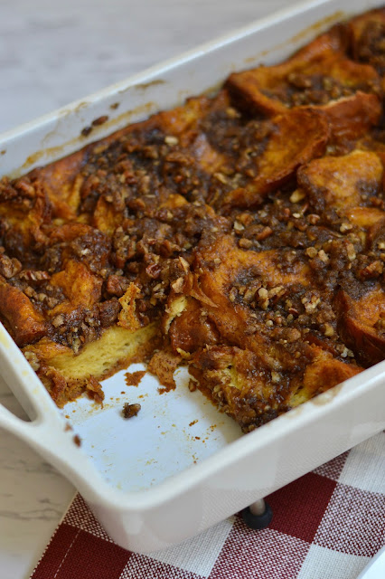 french-toast-casserole-with-pumpkin
