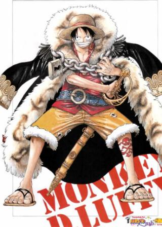 One Piece Chi Mũ Rơm Chú Tạo Sư