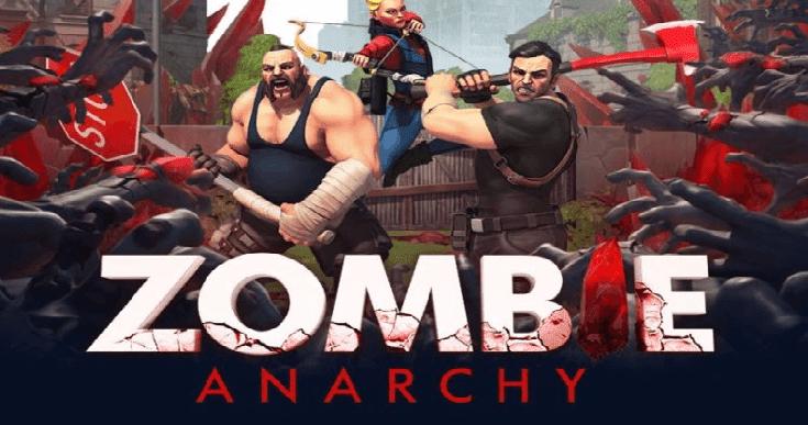 تنزيل لعبه زومبي zombie anarchy للاندرويد برابط مباشر وحجم صغير