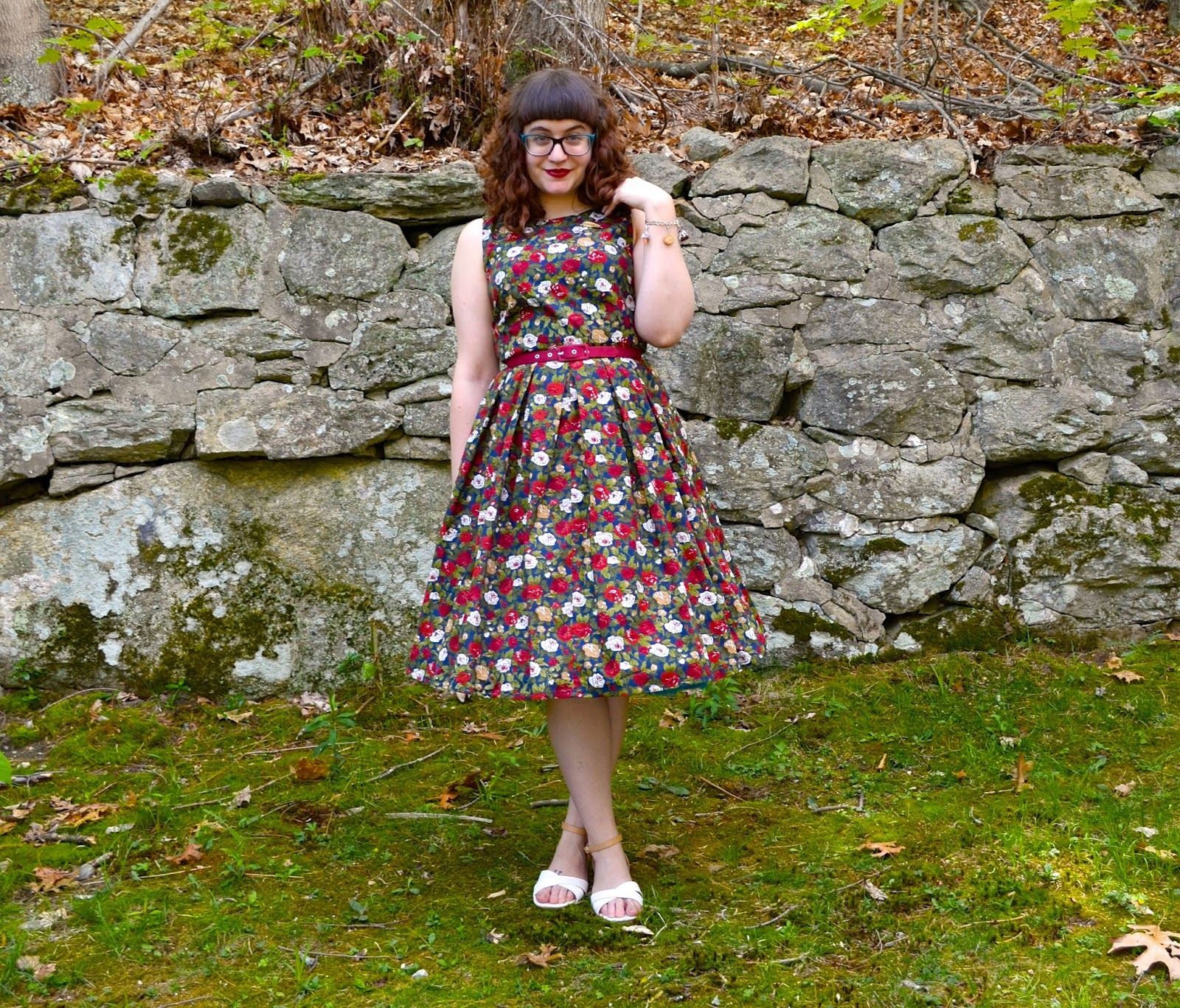 In a Nutshell...: The Annie Dress by Dolly & Dotty