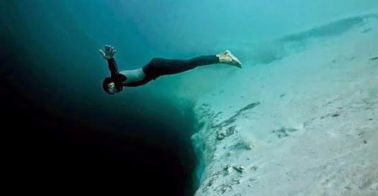 Apnéia: o mergulho que eles fazem vai deixar você sem fôlego!