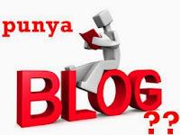 Cara Membuat Blog Gratis Sendiri Untuk Blogger Pemula