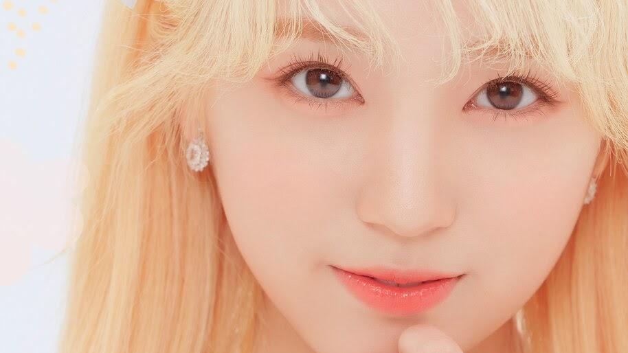 Nako, Beautiful, Smile, Blonde, IZ*ONE, Bloom*Iz, 4K, #6.659