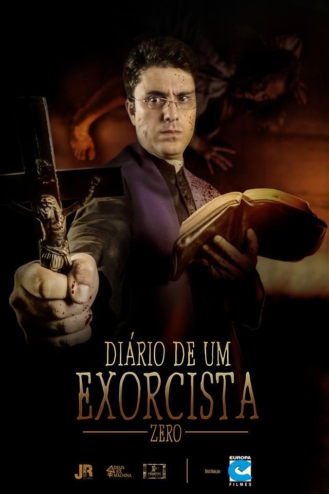 Primeiro filme da trilogia Diário de um Exorcista ganha data de lançamento no Brasil e novo poster