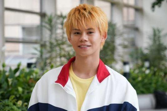 Kai Ogasawara sebagai Hideyoshi Nagachika