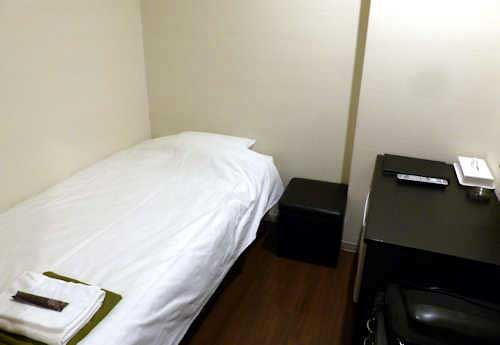Relaxation & Spa Hotel Nexel, Tokushima, Shikoku.