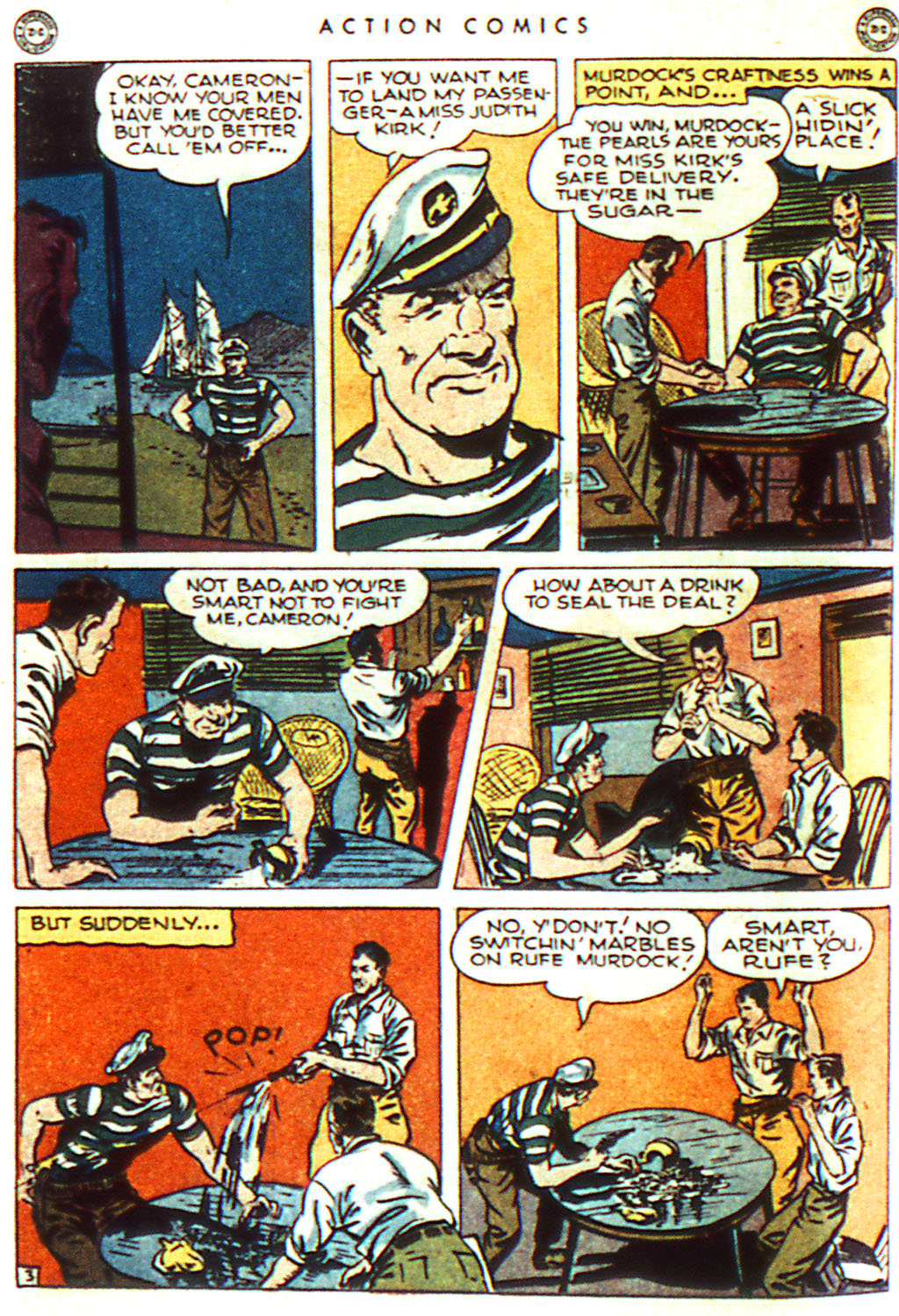 Read online Action Comics (1938) comic -  Issue #98 - 32