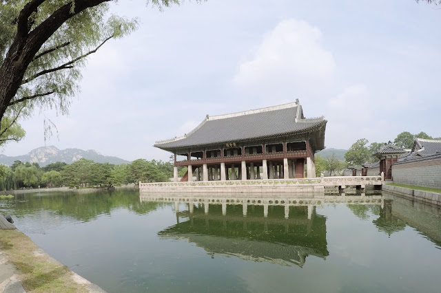 Gyeonghoeru Pavilion, Gyeongbokgung (경복궁)