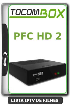 Tocombox PFC HD 2 Nova Atualização Satélite SKS Keys 61w ON V1.059 - 24-03-2020