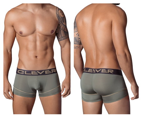 CLEVER Mark Latin Boxer ボクサーパンツ 2331