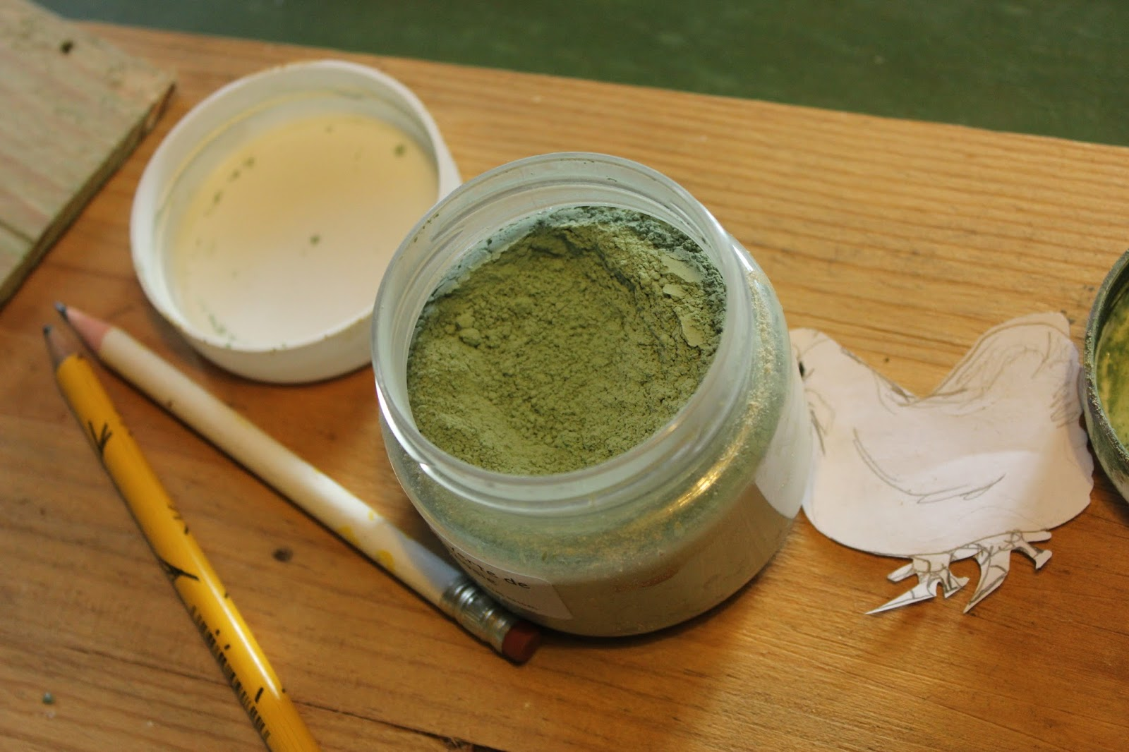 natural mineral and earth paints