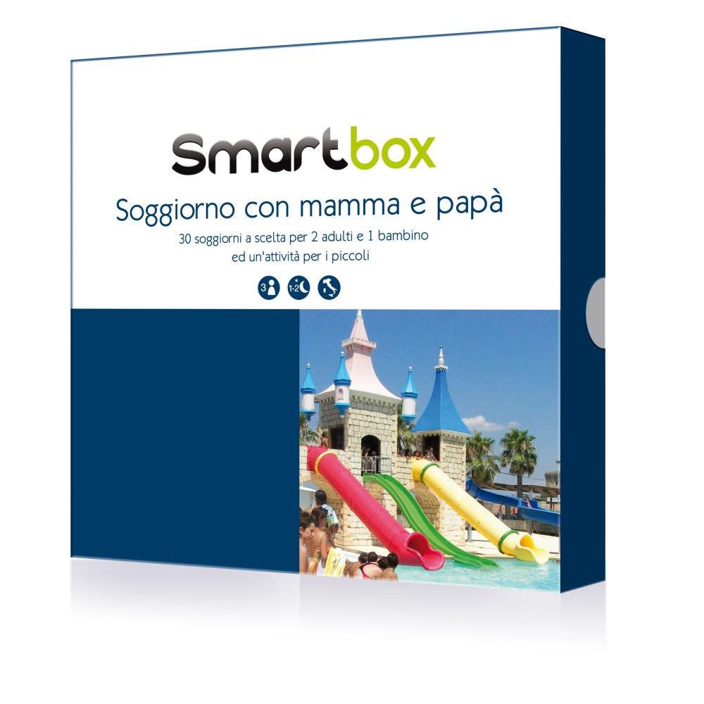 Pacchetto smartbox theoldnow for Cofanetti soggiorno