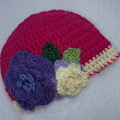 Crocheted Hats for Sale