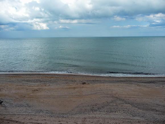 Арабатская стрелка. Азовское море