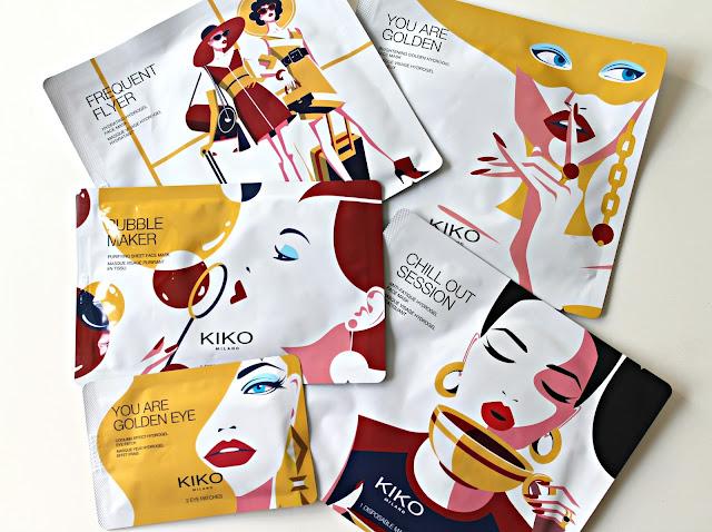 nuove maschere kiko