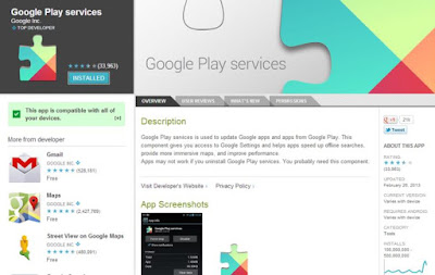 Free Download Google Play Services 9.4.52 (034-127739847) APK For Android