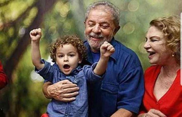 Laudo médico revela que Arthur, neto de Lula, não morreu de meningite