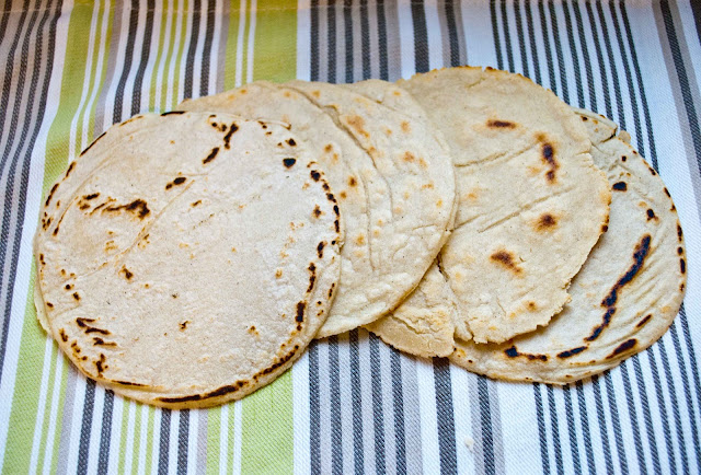 Homemade Corn Tortillas Neighborfood