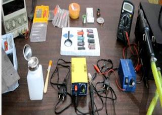 Mobile hardware repairing