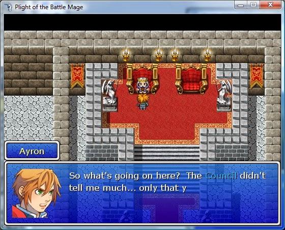Tutorial RPG Maker VX Ace #35: Más opciones de diálogo
