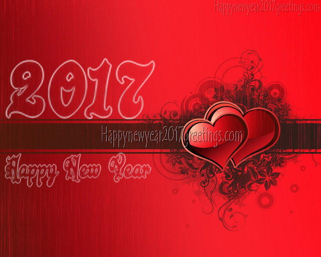 New Year 2017 Wishes Background Wallpapers Download For Desktop