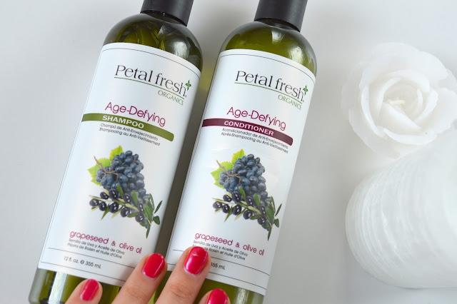 Petal Fresh Organics Grapeseed & Olive Oil recenzja