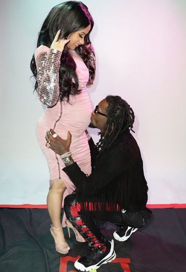 Cute photos of Cardi B and Offset
