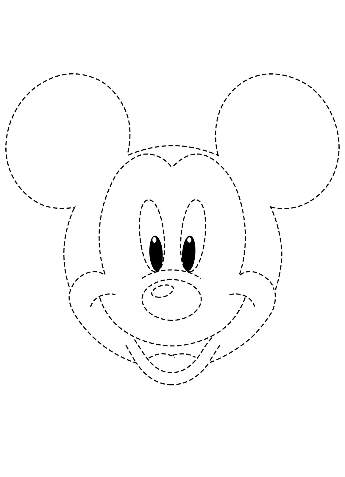 imagens para colorir pontilhado
