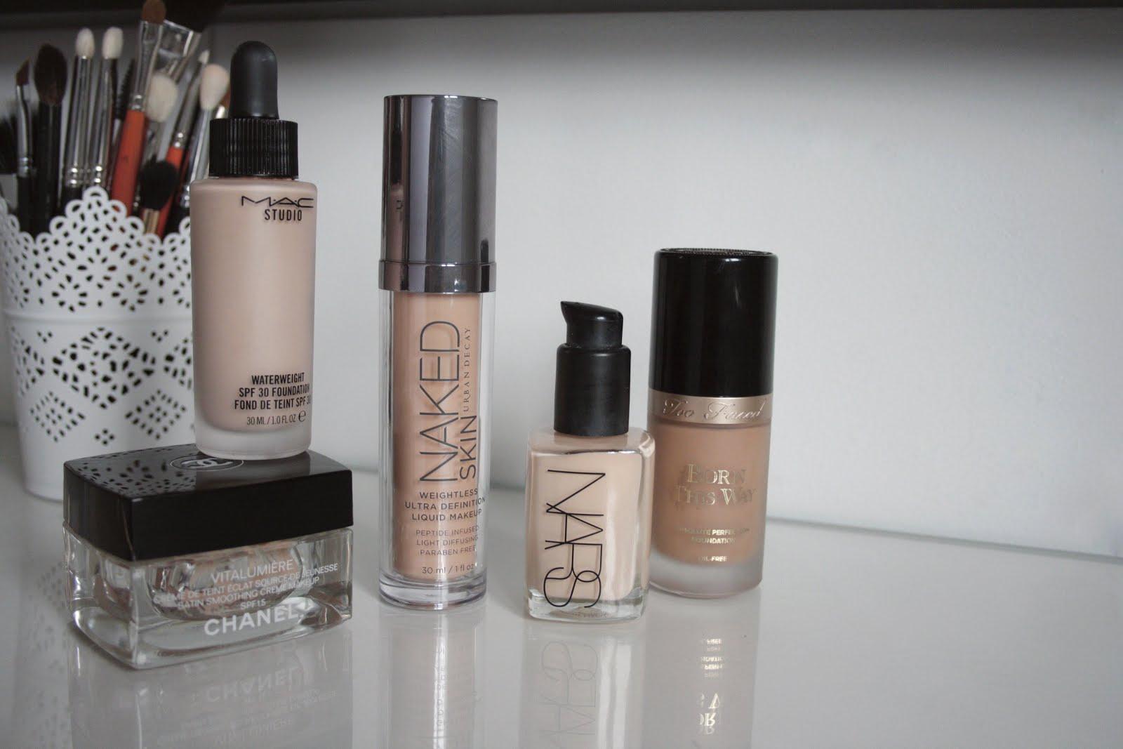 5 claves para acertar con la base de maquillaje