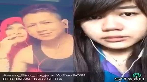 Duet Karaoke Smule Netizen Nyeseekkk Saksikan Mereka, Wanita Ini Menangis
