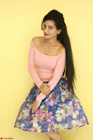 Janani Iyyer in Skirt ~  Exclusive 011.JPG