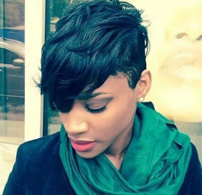 Style For Black Short Haircuts