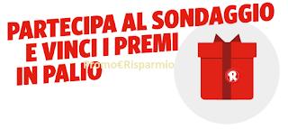 Logo Ringo : accetta di partecipare ai sondaggi per ricevere premi