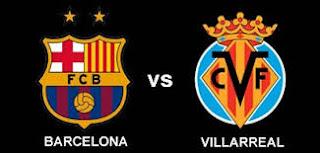 موعد مباراة برشلونة وفياريال في الدوري الاسباني الاربعاء 9/5/2018 والقنوات الناقلة للمباراة