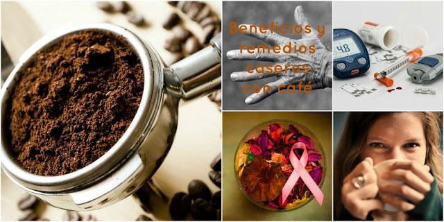 Propiedades curativas del café: Un remedio casero increíble.