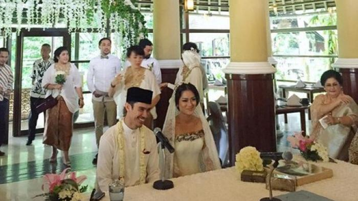 Prisia Nasution & Iedil Saputra's Wedding   01 Juni 2016