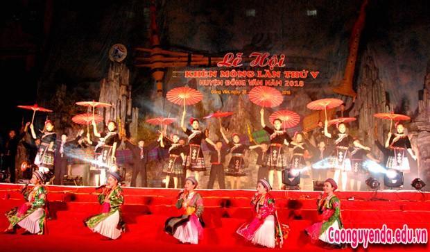 Lễ hội Khèn Mông lần V Đồng Văn