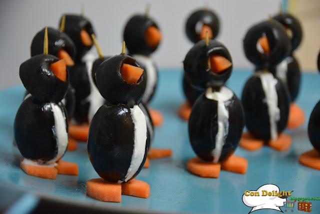 lotsa penguins פינגווינים