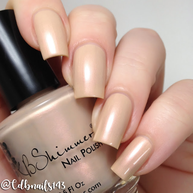 KBShimmer-Saved By The Shell
