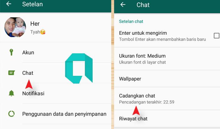 Cara Memindahkan Akun WhatsApp Ke HP Baru Dengan Mudah
