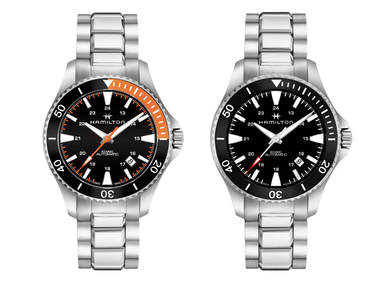 Hamilton Khaki Navy Scuba Time And Watches The Watch