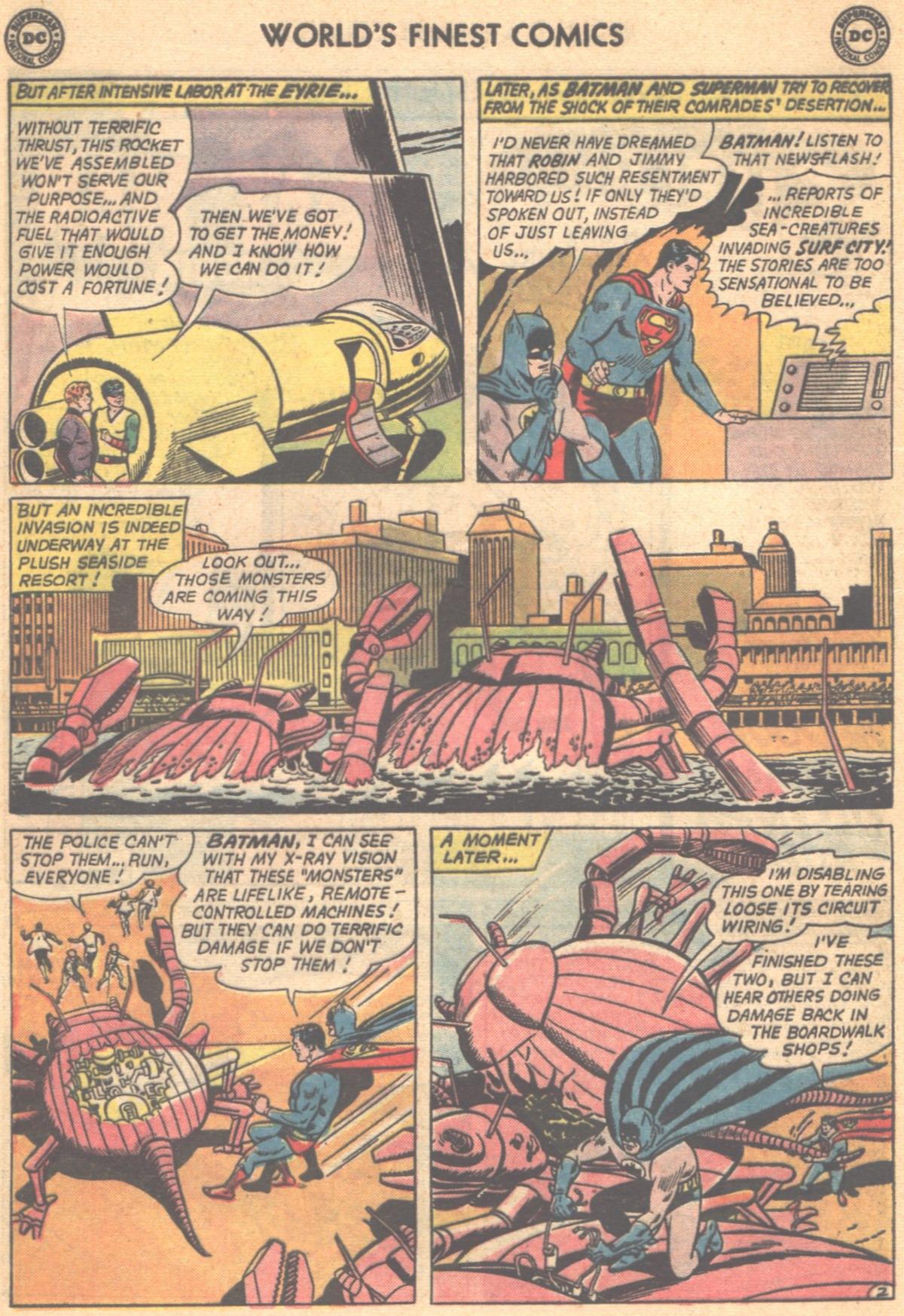 Read online World's Finest Comics comic -  Issue #147 - 16