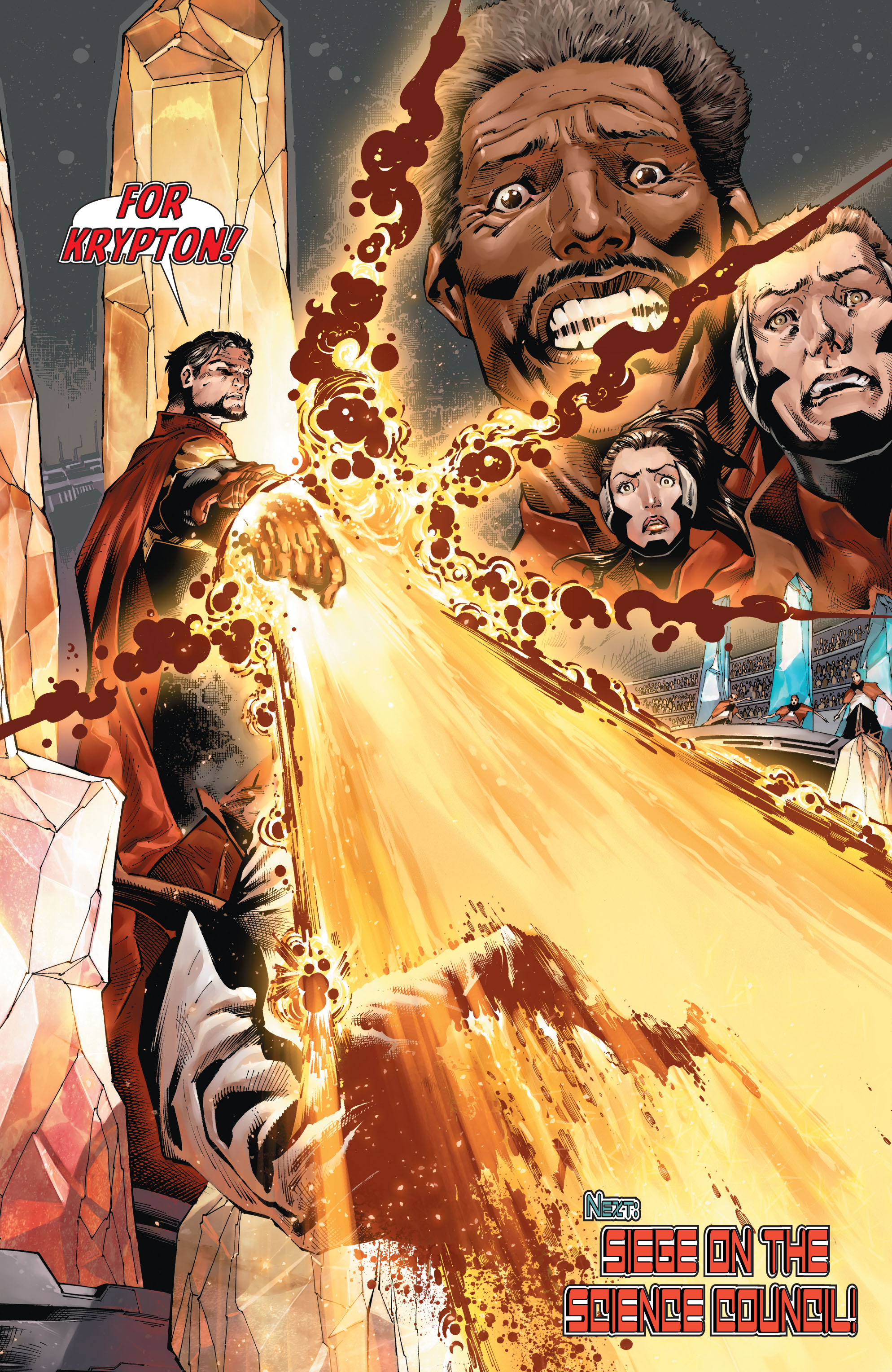 Read online Action Comics (2011) comic -  Issue #20 - 26