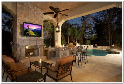 Best Tv For Outside Patio Bar