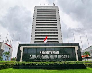 CPNS Kementerian BUMN Tahun 2017