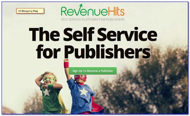 RevenueHits Review: Best AdSense Alternative for Low Traffic Websites 2017